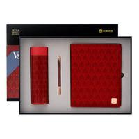 KACO 文采 钢笔 Owen Jones系列 KACOxV&A博物馆联名系列旅行套装 多色 EF尖 礼盒装