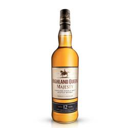 HIGHLAND QUEEN 高地女王 12年单一麦芽威士忌 700ml