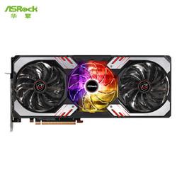 华擎(ASRock)AMD RADEON RX 6900XT 幻影电竞 显卡 7nm AMD RDNA 2架构 16GB GDDR6 赛博朋克2077游戏显卡