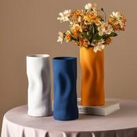 Hoatai Ceramic 華達泰陶瓷 莫蘭迪波紋花瓶