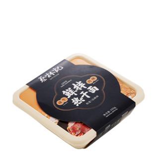 蔡林记 鲜拌热干面 卤牛肉味 255g