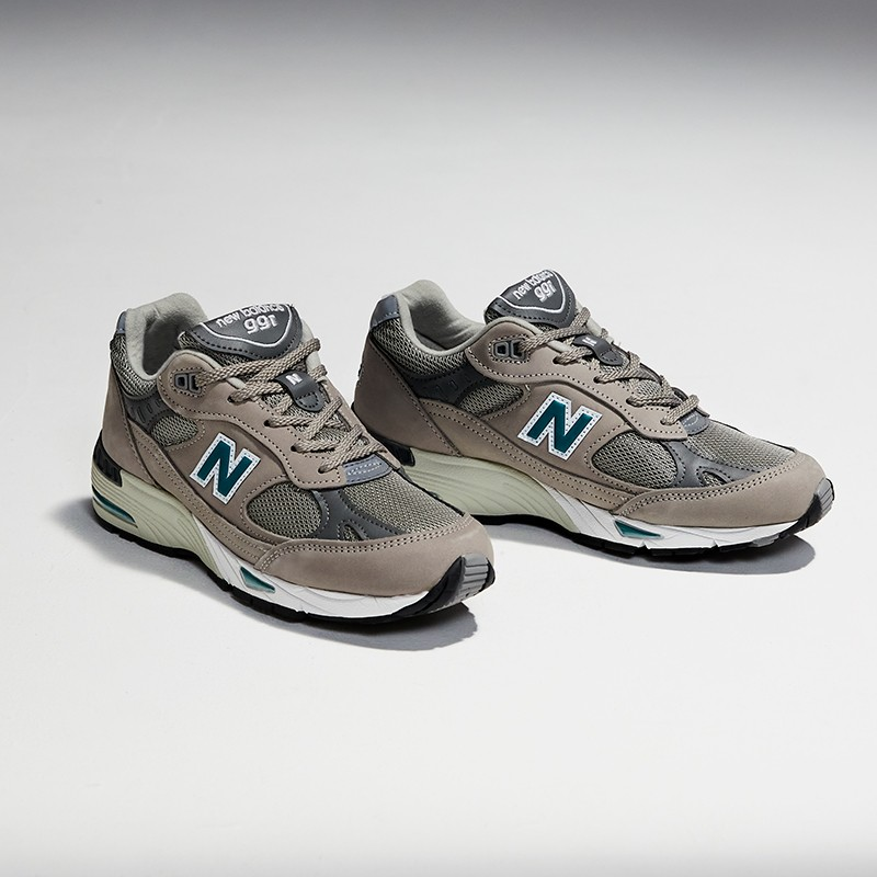 New Balance 英美产991系列 W991ANI 女款运动鞋