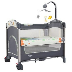 限地区:VALDERA 瓦德拉 多功能折叠婴儿床