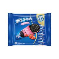 OREO 奥利奥 夹心饼干 草莓味 349g