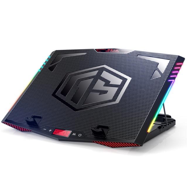 ICE COOREL 酷睿冰尊 K7 游戏本笔记本散热器 标准版 UBS供电