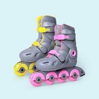 小寻 XPXIE001 儿童安全轮滑鞋