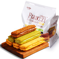 Franzzi 法丽兹 曲奇饼干 四种口味  380g