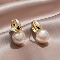 静风格 B1912022 女士气质耳环