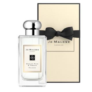 Jo Malone London 祖·玛珑 金韵鎏年限量版 英国梨与小苍兰香水 30/100ml