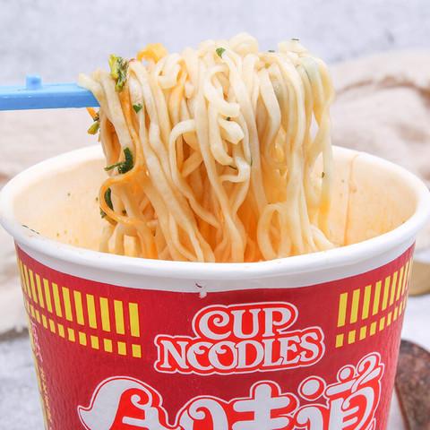 NISSIN 日清食品 合味道 方便面 香辣牛肉风味 83g