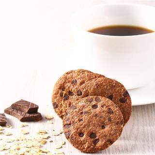 munchy's 马奇新新 黑巧克力豆燕麦饼干 416g