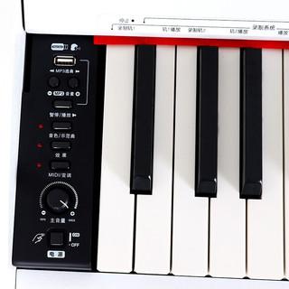 博仕德 88键电钢琴 专业考级电子钢琴