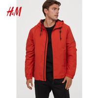 H&M 0762173 男士连帽夹克