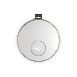 LIBRATONE 小鸟音响 ZIPP 智能无线音箱 天灰色