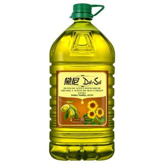 DalySol  黛尼   食用植物调和油  5L *2件