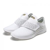 new balance MCOASHE3-D 情侣款运动小白鞋