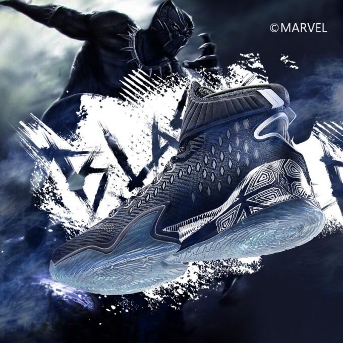 ANTA 安踏 KT3 黑豹限量配色 11811102 男款运动篮球鞋