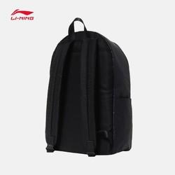 李宁双肩包男士女士运动生活系列背包书包学生运动包ABSN434