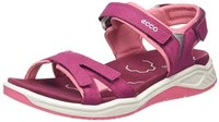 ECCO X-trinsick 露趾凉鞋 女孩