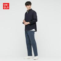 UNIQLO 优衣库 438126 男士套头衬衫