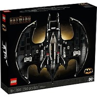 百亿补贴:LEGO 乐高 batman蝙蝠侠系列 76161 蝙蝠翼战斗机1989版