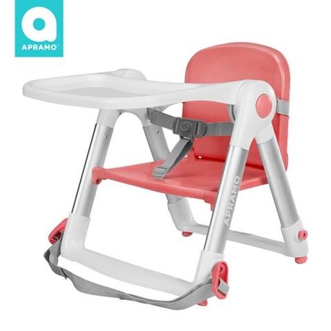 apramo安途美宝宝餐椅便携可折叠多功能婴儿吃饭餐桌椅儿童学坐椅外出家用座椅婴儿餐椅小飞椅