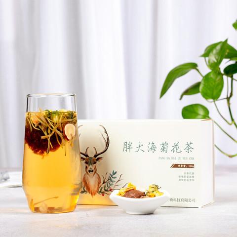 胖大海罗汉果菊花茶 10g*15包