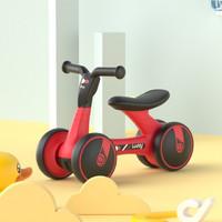 京东PLUS会员:Luddy 乐的 1006 儿童扭扭学步车