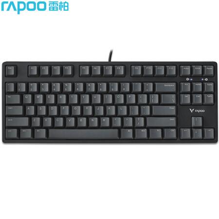 Rapoo 雷柏 V860 机械键盘(Cherry红轴、PBT)