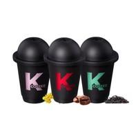 天猫u先:KFC 肯德基 冷萃冻干即溶咖啡粉 美式黑咖 3颗装