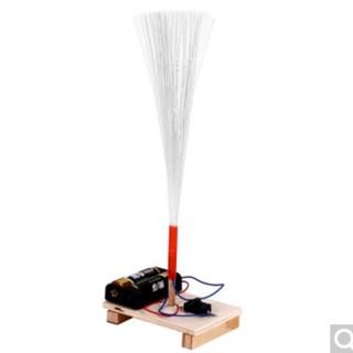 JIMITU 吉米兔 科技小制作 光纤灯
