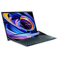 12期免息:ASUS 华硕 灵耀X双屏 14英寸笔记本电脑((i7-1165G7、16GB、512GB、Xe核显、双屏触控)