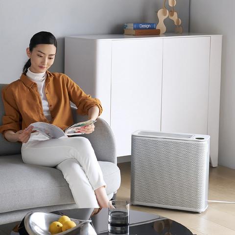 小米米家空气净化器X家用卧室室内办公智能氧吧除甲醛雾霾粉尘