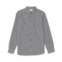 限尺码:Calvin Klein 卡尔文·克莱 40ZW171 男士棉质长袖衬衫