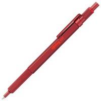 rOtring 红环 600 按动式圆珠笔 红色 0.7mm 单支装