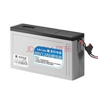 星恒  替换电动车锂电池 48v12Ah不含充电器