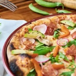 pizza Fabbrica意瑞披萨(上海黄陂南路店)10寸披萨+意面+小食+汤套餐