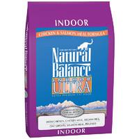 Natural Balance 天衡宝 鸡肉三文鱼配方成猫粮 15磅