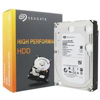 SEAGATE 希捷 Enterprise NAS系列 3.5英寸NAS硬盘 6TB(PMR、7200rpm、128MB)ST6000VN0001