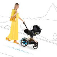 Cybex 赛百适 E-Priam系列 智能感应电动婴儿推车