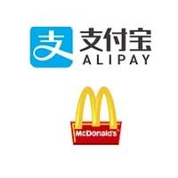 移动专享:支付宝 X 麦当劳 周周会员日 免费领椒盐香骨鸡