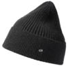 CACUSS 男女款针织棒球帽 Z0316 黑色