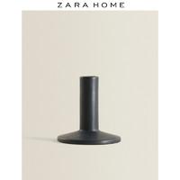 Zara Home 黑色亚光外观枝状烛台家用陶瓷烛台摆件 42555048800
