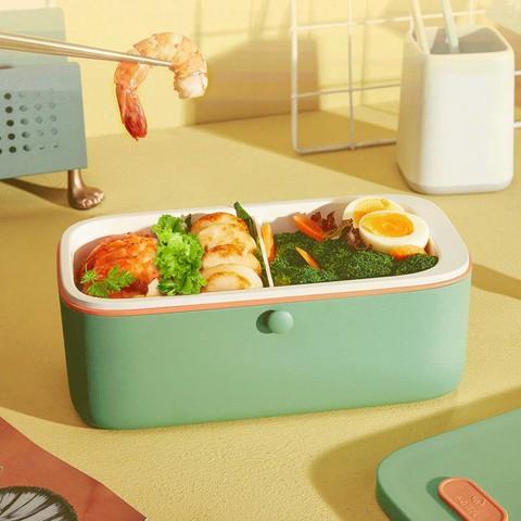 生活元素免注水蒸煮饭盒