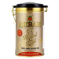 有券的上:AKBAR 阿客巴 金罐锡兰大叶红茶  150g
