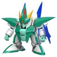 GSC 雙翼社 PLAMAX MS-11 魔神英雄傳 幻王丸 手辦