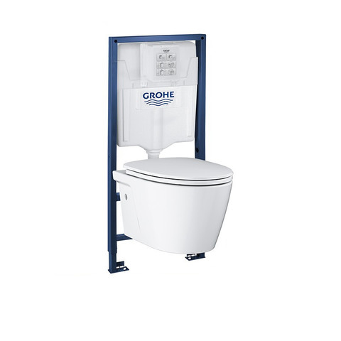 GROHE 高仪 39321+38528001 壁挂式马桶