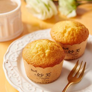Tingyi 康师傅 妙芙蛋糕 奶油味 9枚 432g