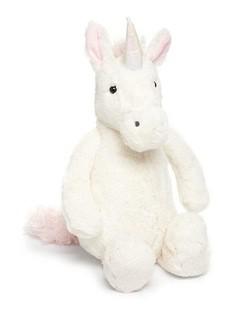 Bashful Unicorn Medium Plush Toy