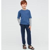 UNIQLO 优衣库 儿童高弹力运动休闲裤